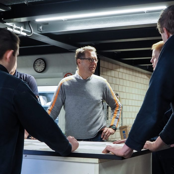 WANING: MEHR ALS EIN ARBEITSPLATZ Gehe jetzt mit uns den ersten Schritt und erlebe in unserem Team ein hervorragendes Betriebsklima.